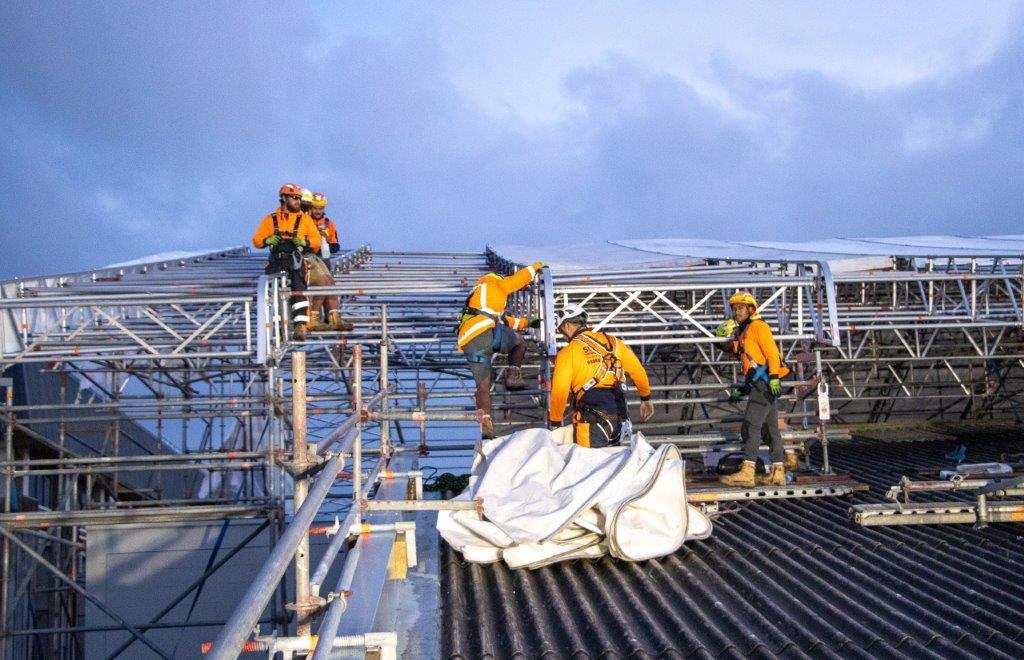 MoE Re-Roof Whanganui