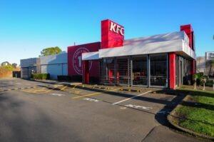 KFC Whanganui Construction