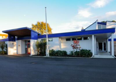 Commercial builder Whanganui