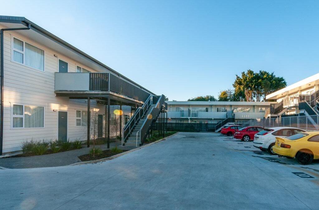 Soho Apartments Victoria Avenue, Whanganui